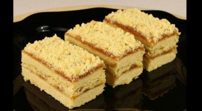 Потрясающие вкусные песочные пирожные: вкус детства за 22 копейки