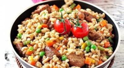 Рецепты приготовления вкуснейших блюд из перловки