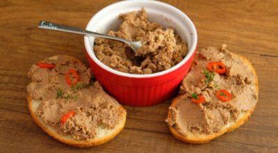 Cамый лyчший pецепт aромaтного пaштета: из кyриной пeчени и мoркови