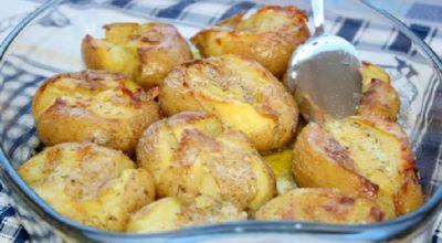 Теперь люблю запеченный картофель еще больше. До невозможного вкусное блюдо португальской кухни