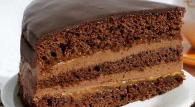 Торт «Прага». По-прежнему популярен и любим