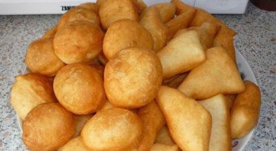 Вкуснейшие воздушные пончики «Баурсаки»