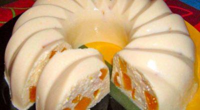 Вкусный десерт Бланманже – творожное удовольствие