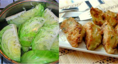 Вот что можно сделать из капусты, яиц и панировочных сухарей. Идеальная закуска на скорую руку