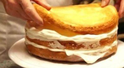 Вот как готовят пышный бисквит. Наконец-то нашла дельный рецепт