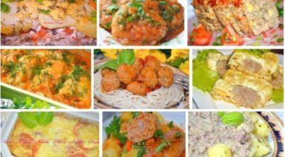 9 лучших блюд из фарша!