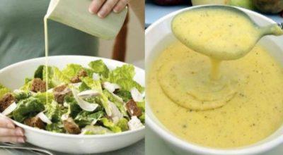 Главной изюминкой салата является соус. Мы подобрали для вас 5 лучших соусов
