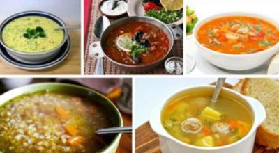 Лучшие супы для красивой фигуры