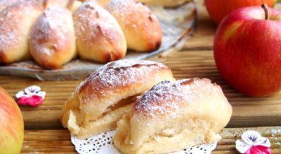 Отрывной яблочный пирог. Очень необычный и вкусный