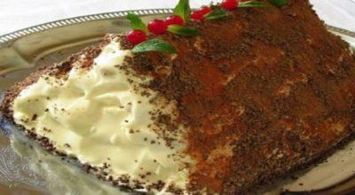 Эксклюзивный торт «Монастырская изба» – такого рецепта в интернете вам не найти