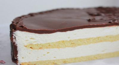 Торт «Птичье молоко» приготовленный по ГОСТу: вкусно, как в детстве