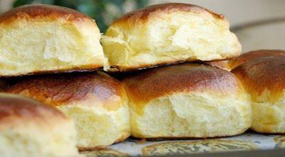 Советские ванильные булочки