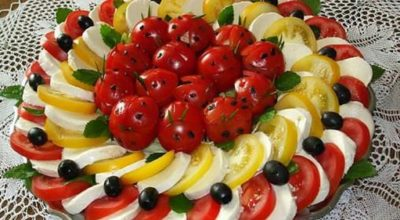30 шикарных идей красивого оформления мясных и рыбных нарезок, сыров, овощей и фруктов
