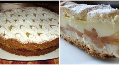 Если готовить пирог с яблоками, то только так. Отличная замена Шарлотке