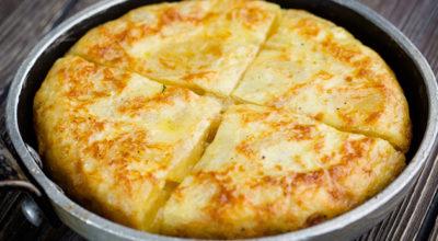 Испанская тортилья — Картофель, который затмит жареную картошку и пюре