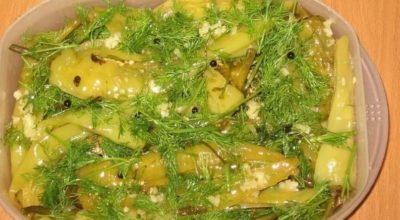 Маринованные перцы по-армянски. Попробовав раз — полюбите на всю жизнь