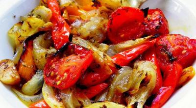 Полезные овощи, запечённые в маринаде: фантастически вкусно