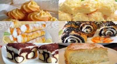 Простейшие и супер вкусные рецепты выпечки