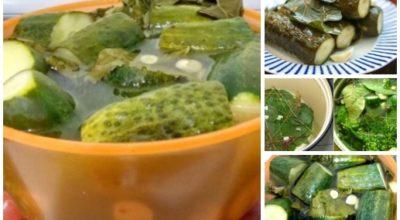 Рецепт «по Шалеву» знает каждая одесская бабушка: малосольные огурцы всего за одни сутки
