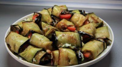 Рецепты из баклажанов. ТОП-21 вкусных рецепта