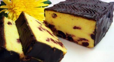 Шикарный творожный десерт, который нравится абсолютно всем