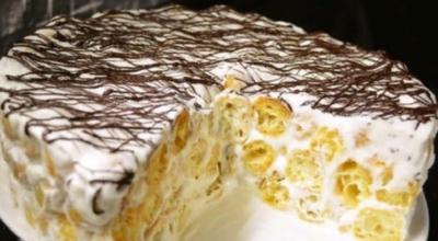 Торт «Дамские пальчики» — вкусный и простой в приготовлении