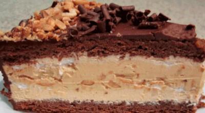 Торт «Сникерс». Это самый лучший рецепт