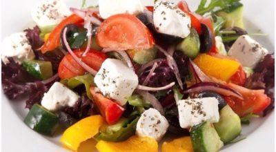 7 шикарных салатиков без майонеза