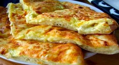 Хачапури к завтраку, вкуснятина неописуемая. Теперь каждое утро так готовлю