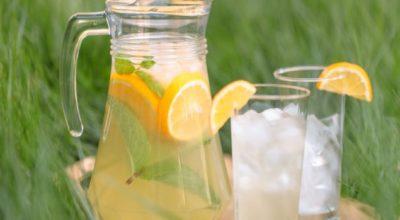 Домашний лимонад: 5 лучших рецептов домашнего лимонада