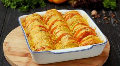 Кабачки, запеченные с помидорами: необычайно полезное блюдо