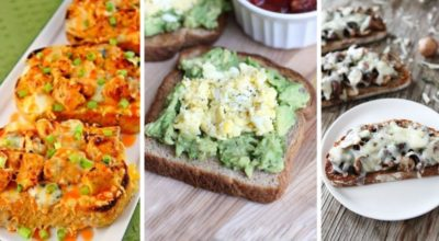 Молниеносный перекус: 12 вкусных намазок на хлеб, которые легко утоляют голод