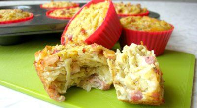 НЕСЛАДКИЕ МАФФИНЫ из Картофеля, Вкусная Идея для Пикника и не только. Маффины БЕЗ МУКИ