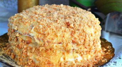 """Обалденно вкусный торт """"Пломбир"""" – и никакая духовка вам не понадобится"""