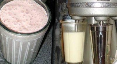 Раскрыта тайна рецепта молочного коктейля по-советски