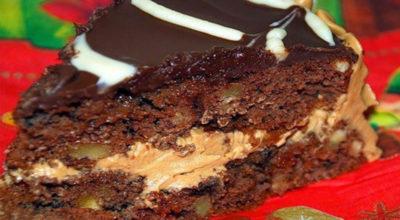 Торт, который ты съешь с невероятным удовольствием и восхищением
