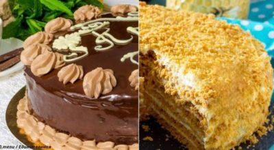 Вот 9 самых популярных тортов на постсоветском пространстве. Они всё ещё лучше большинства новых