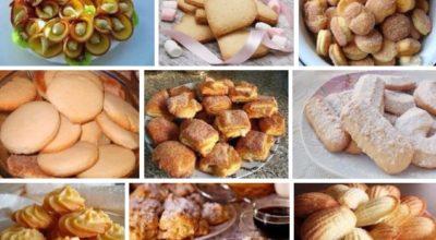 10 лучших рецептов домашнего печенья