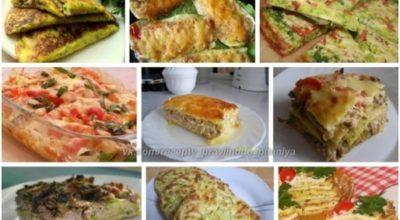 9 топовых рецептов из кабачков
