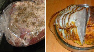 Ароматное мясо в пакете «Томленое» для самых ленивых