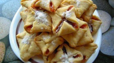 Для любителей сладенького: печенье за 10 минут