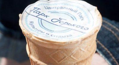 Домашнее мороженое, вкус советского пломбира