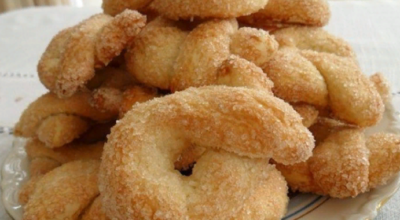 Итальянское печенье. Вам обязательно понравится