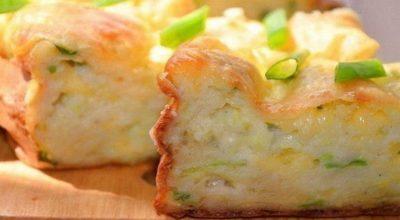 Из кабачков практически все рецепты перепробовала, но самый любимый — воздушная запеканка