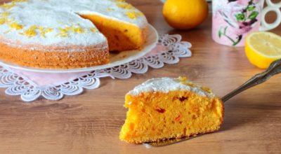 Морковный пирог — бесподобное лакомство для диеты и не только