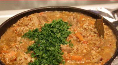 Необычный рецепт приготовления гречки по-купечески