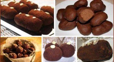 Пирожное «Картошка». ТОП-5 замечательных рецептов