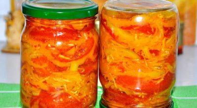 Помидоры по — корейски рецепт