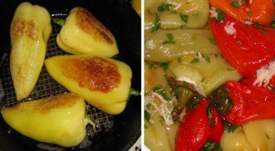 Сочный перец по-армянски. Ты точно влюбишься в это блюдо, попробовав всего однажды