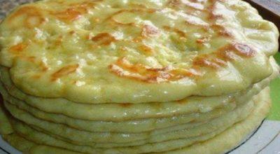 Так делают в Тбилиси: вкусные хачапури на сковороде